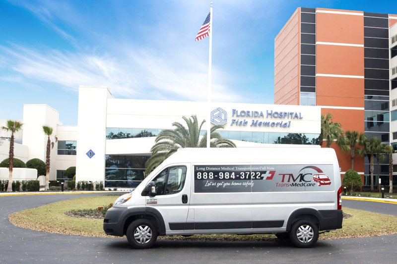 Trans-MedCare Van